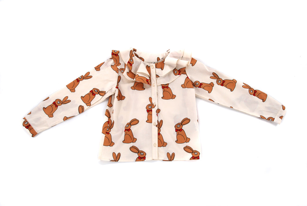 Mini Rodini, Girls Blouse, 6 Years