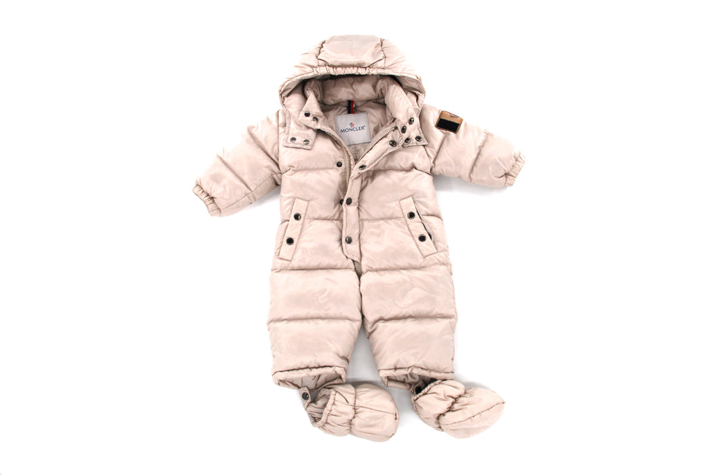 Moncler, Baby Boys/Girls Snowsuit, 6-9 Months