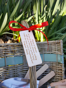 Extra Large Garden Gift Basket with Tools