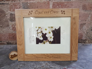 photo frame for pet lovers