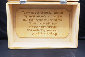 Pet Remembrance Sympathy Gift