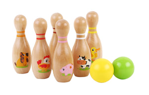 Farm Skittles Play Set