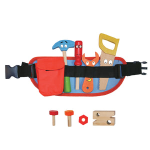 Little Builders Workbench with Tools