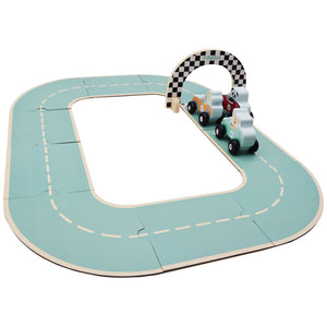 Grand Prix Racing Car Play Set