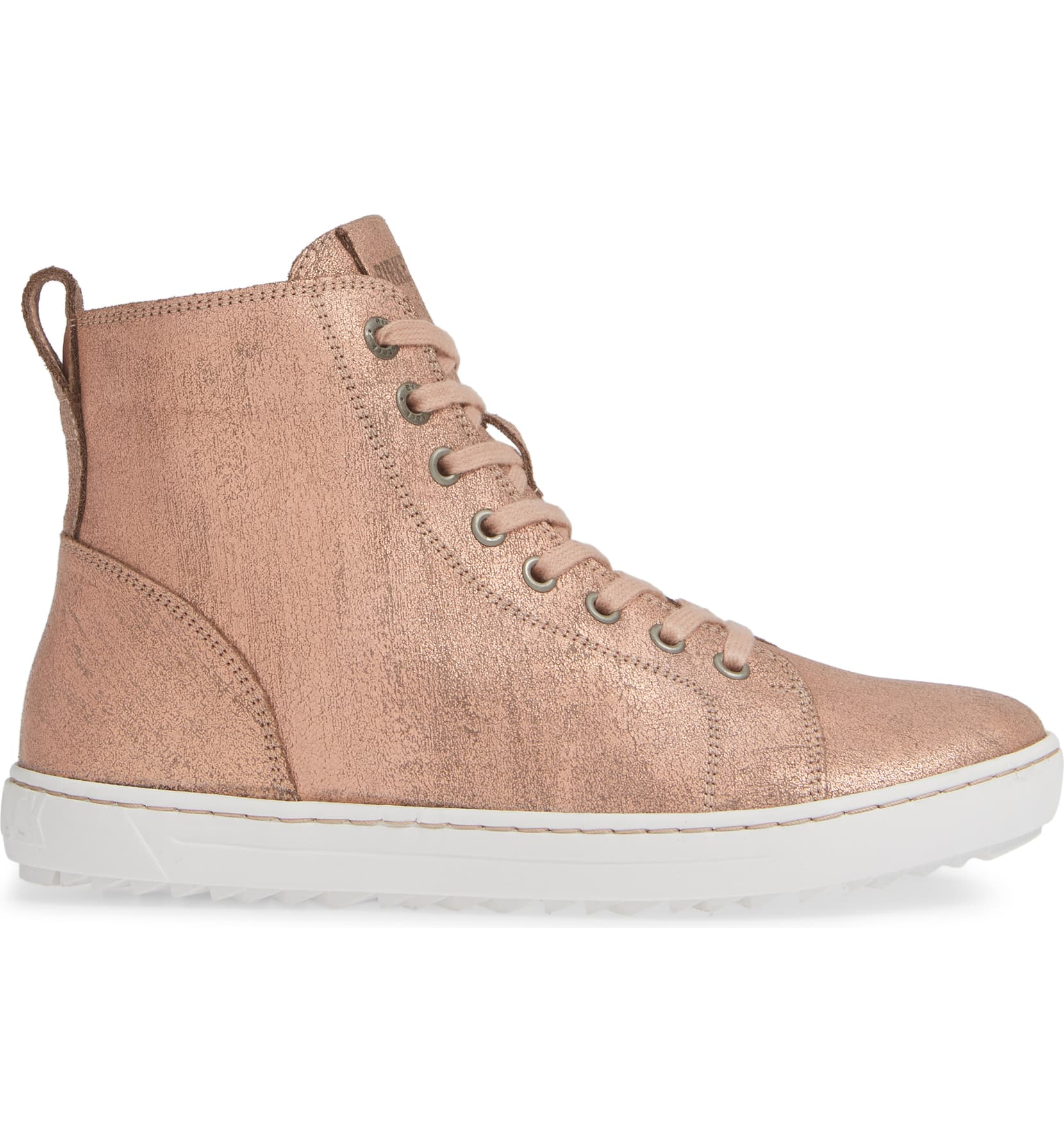 Botin Bartlett Metallic Rose