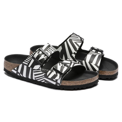 Arizona Dazzle Camo Black White