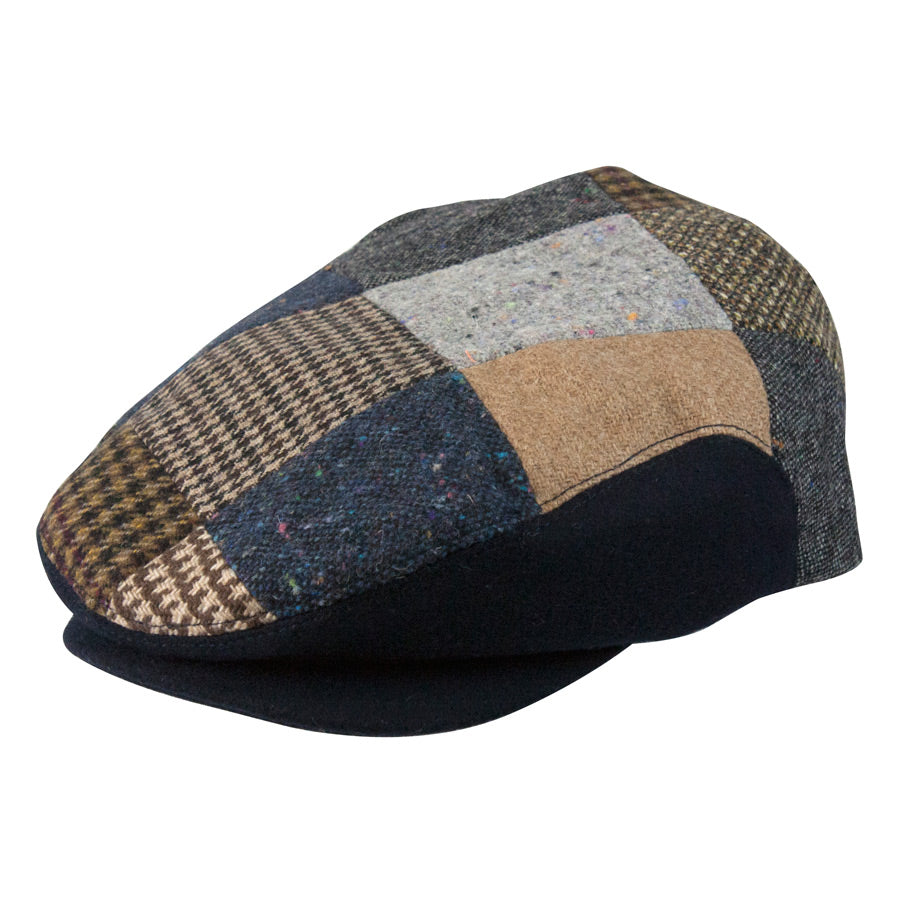 Links Wool Newsboy Cap