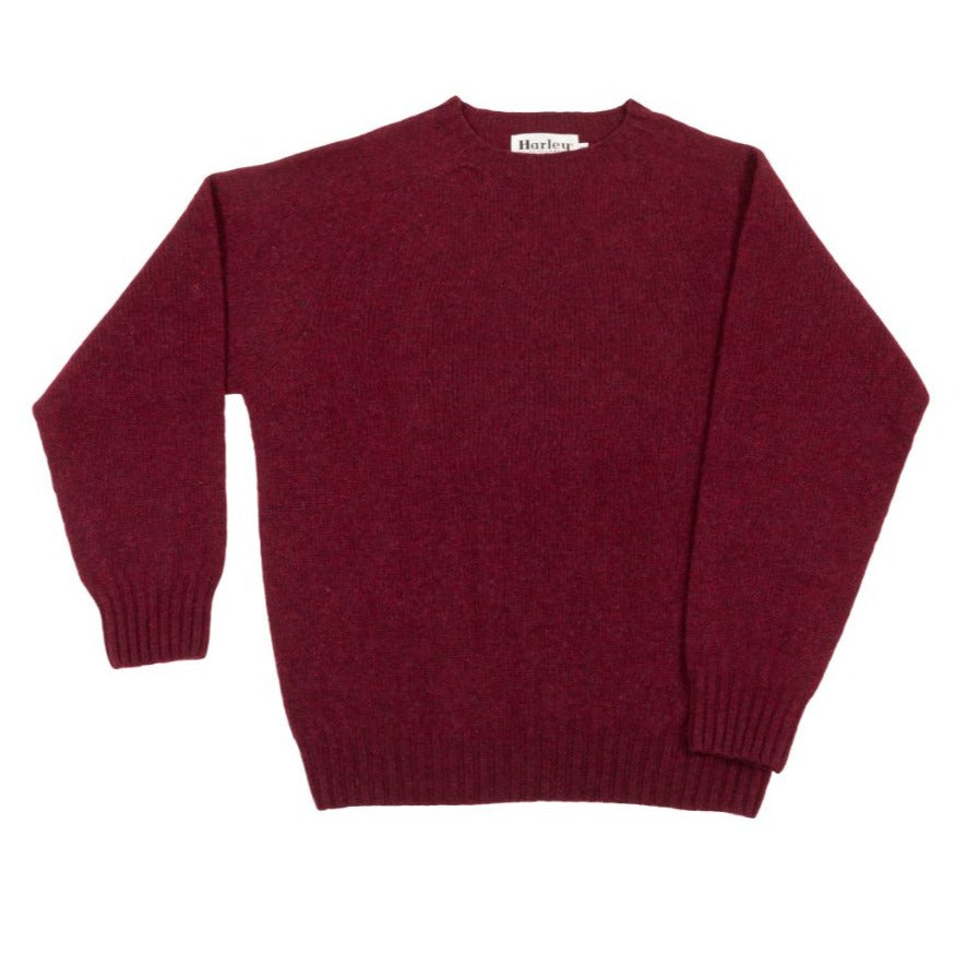 Sweater Harley Bordeaux mix