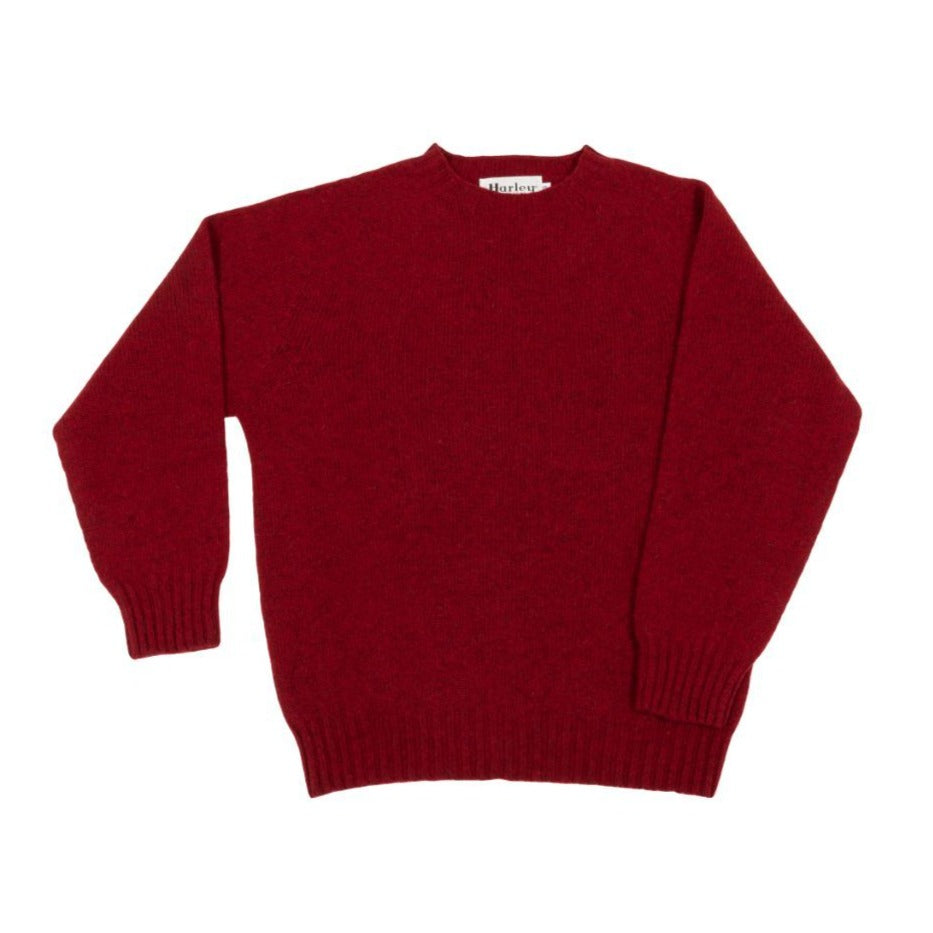 Sweater Harley Red Hot
