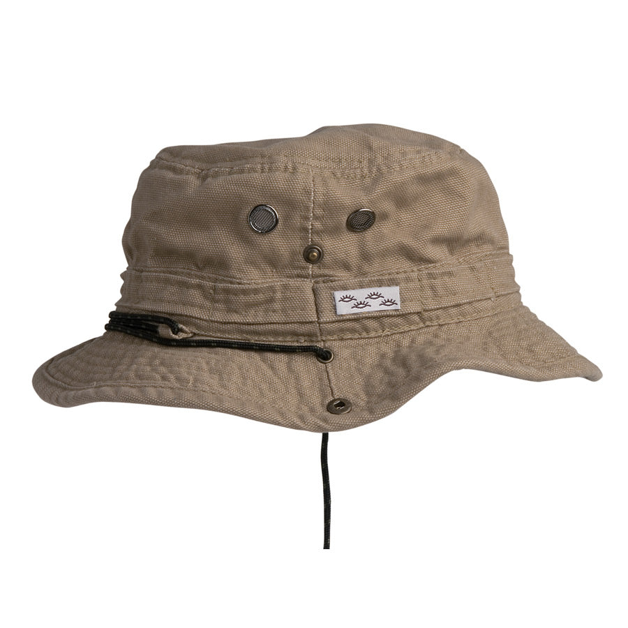 Yellowstone Cotton Outdoor Hiking Hat