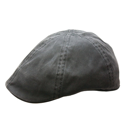 Merrik Cotton Newsboy Cap
