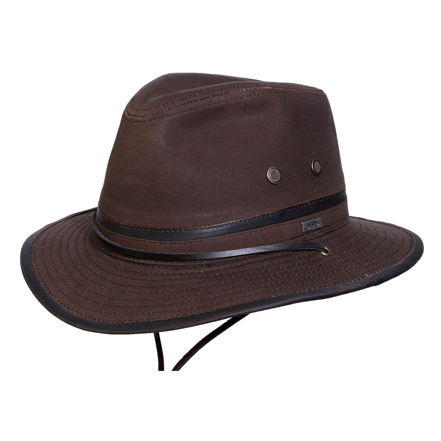 Mountain Trail Waxed Cotton Hat