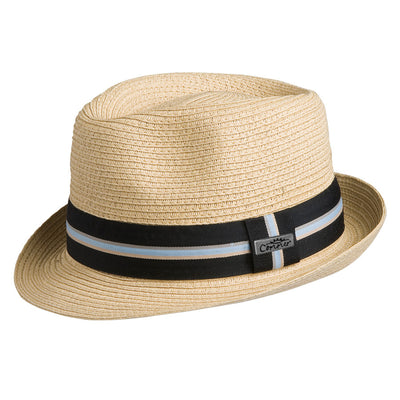 Spencer Summer Toyo Fedora