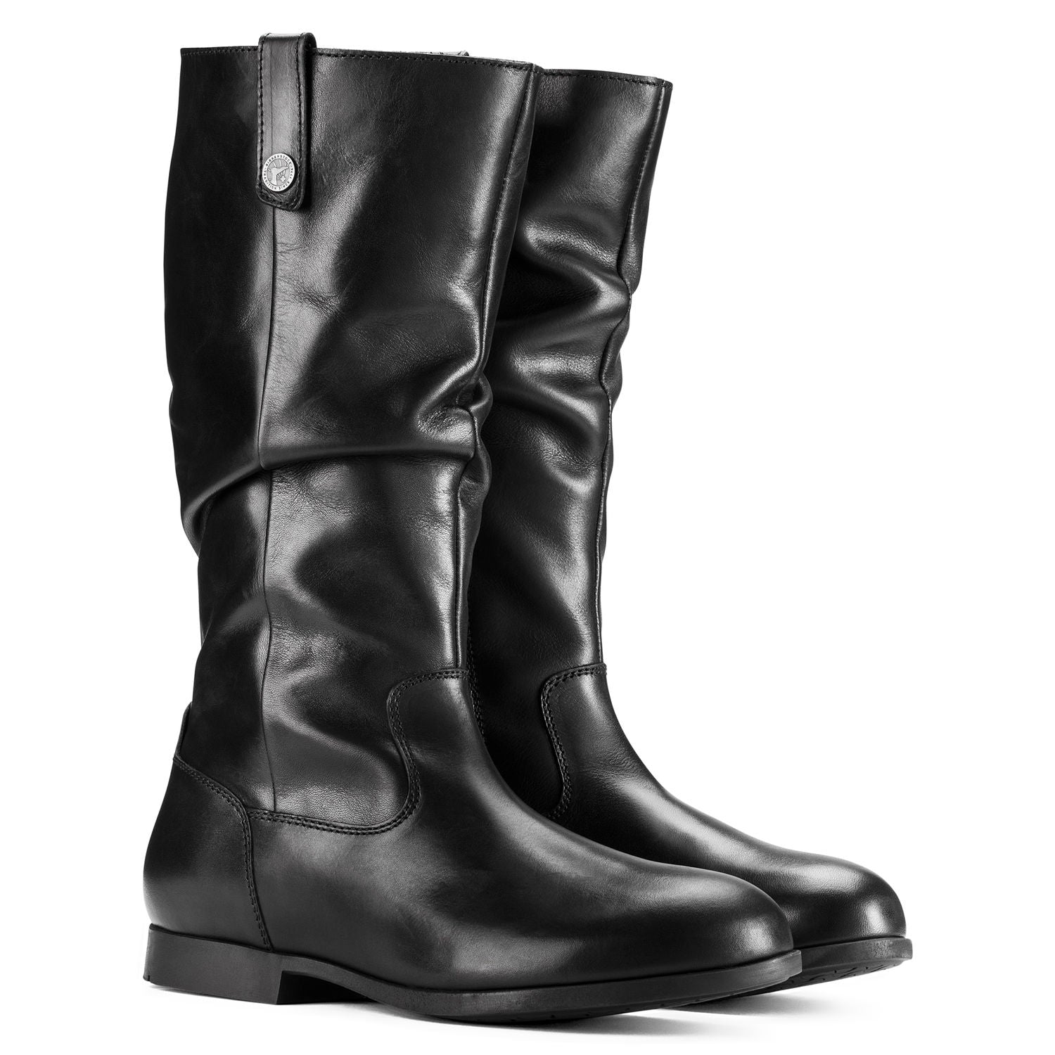 Bota Alta Sarnia High Black