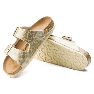 Sandalia Arizona Magic Snake Gold