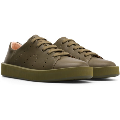Zapatillas Courb Verde