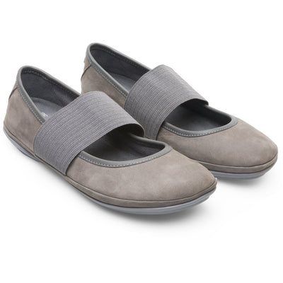 Ballerinas Right Gris