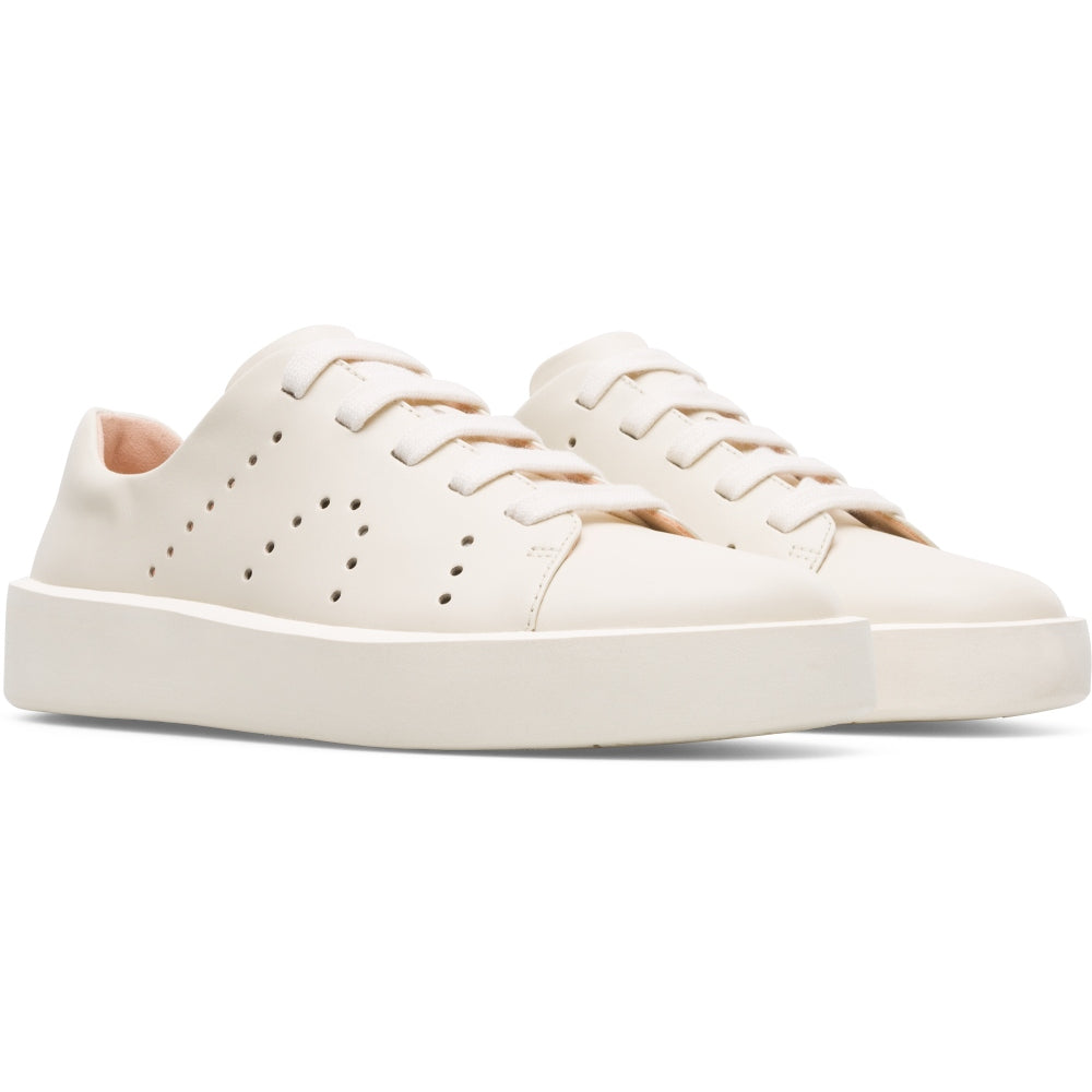 Zapatillas Courb Crema