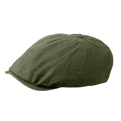 Henry Long Bill Newsboy Cap