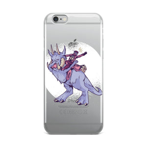 Dabbing Tauntaun Dab Star-Wars iPhone Hülle