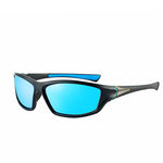 Cool Vintage Male Sport Sun Glasses