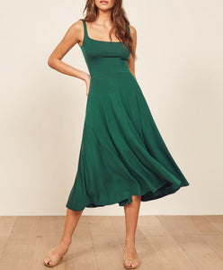 Wholesale Mary Dress Green N828 - WinkGalB2B