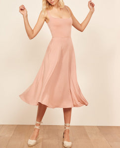 Wholesale Mary Dress Blush N829 - WinkGalB2B