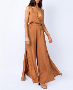Wholesale EIRENE JUMPSUIT TAN N1162 - WinkGalB2B