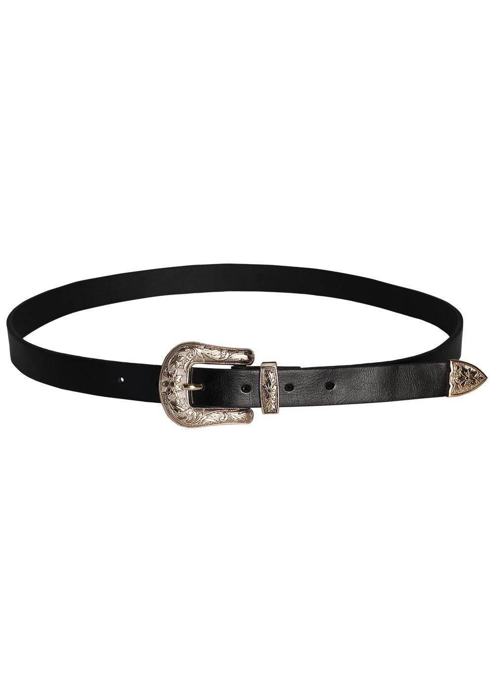 Wink Gal Women Double Buckle Belt 10417 - WinkGalB2B