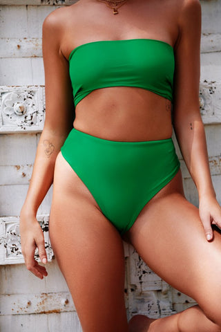 Wholesale CRUISE BIKINI (EMERALD GREEN) N425 - WinkGalB2B