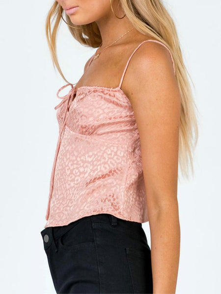 Wholesale Motel Hera Top Dusty Pink// N1422 - WinkGalB2B