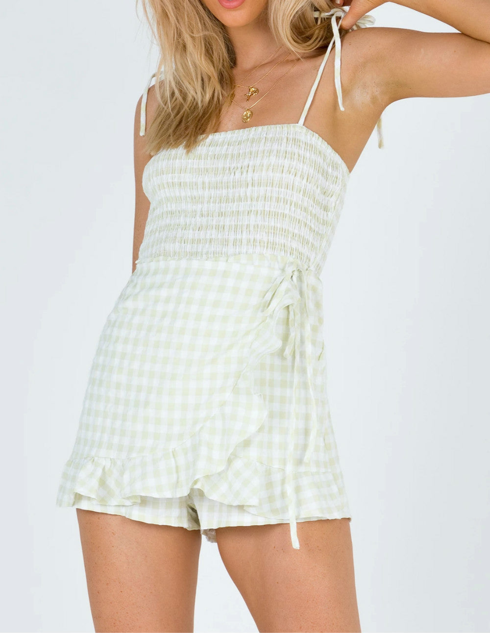 Wholesale kiana Playsuit //  N1443 - WinkGalB2B