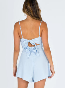 Wholesale Cuba Playsuit Blue N1493 - WinkGalB2B