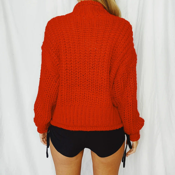 Wholesale LULLABYE KNIT RED N1586 - WinkGalB2B