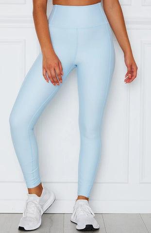 Wholesale Hailey Leggings Baby Blue N1635 - WinkGalB2B