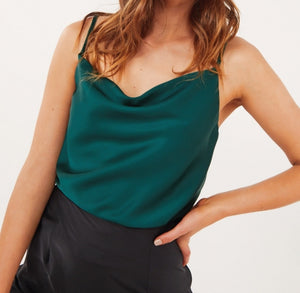 Twilight Cami - Green N148 - WinkGalB2B