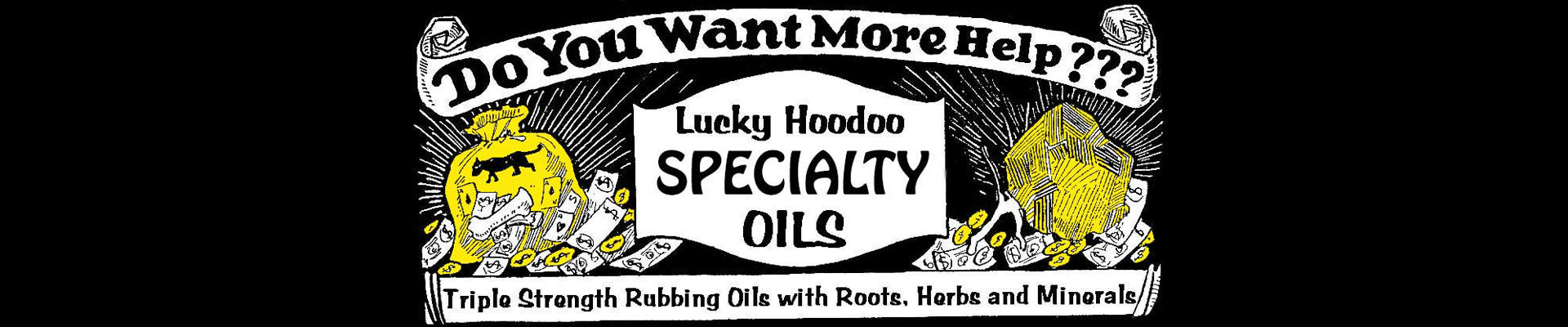 Specialty Root Oils