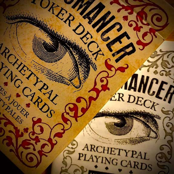 Reading - Cartomancer Poker Deck