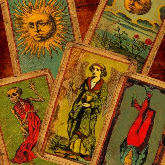 Reading - Zolar's Fortune Telling Cards