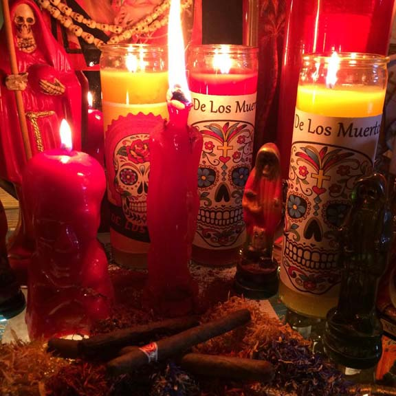 Ritual Service - Ancestral Spirit Offering