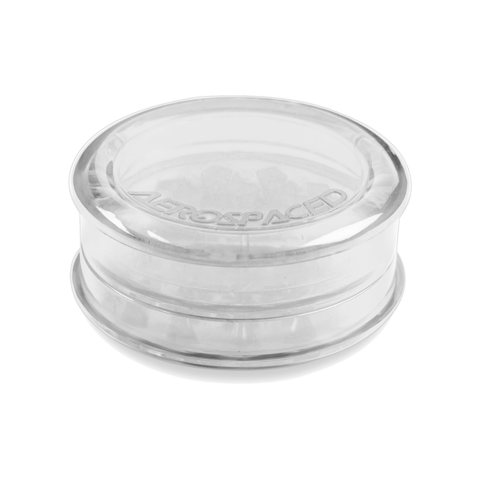 Aerospaced 3 Piece Acrylic Grinder