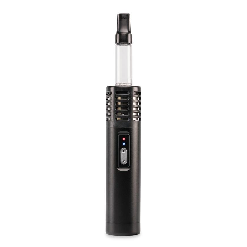 Black Arizer Air Vaporizer with Mouthpiece