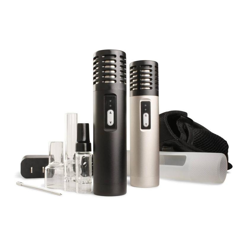 Arizer Air Kit Black and Silver