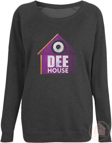 Dee House Black x Purplewood Women's Sweatshirt