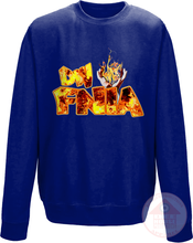 "Load image into Gallery viewer, DW FNIA ""Fire"" Sweatshirt"