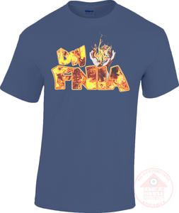 "DW FNIA ""Fire"" Men's T-Shirt"
