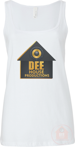 Dee House Productions 2019 Women's White Vest Top