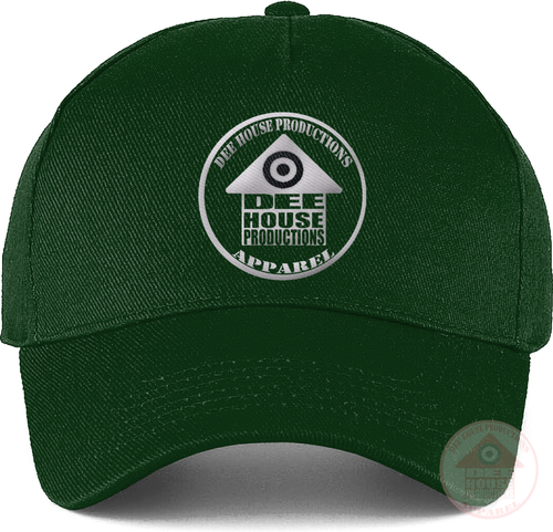 Dee House Productions Apparel Classic Cap-Dee House Productions