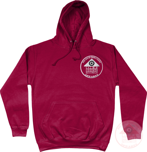 Dee House Productions Apparel Luxury Hoodie-Dee House Productions