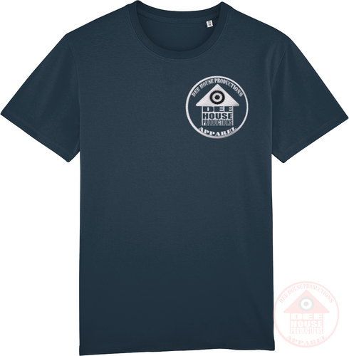 Dee House Productions Apparel Luxury T-Shirt-Dee House Productions